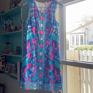 Lilly dress size 2 worn only once